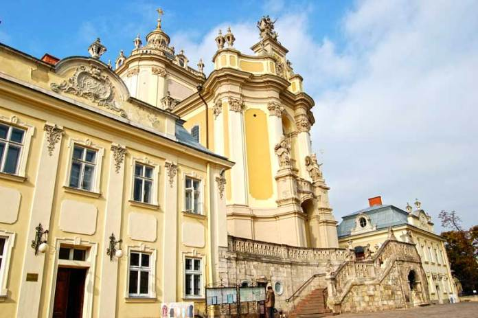 Архікатедральний собор Святого Юра у Львові