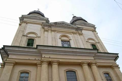 Церква Преображення Господнього у Львові