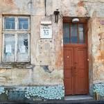 Цікавий будинок у Львові на вулиці Стороженка, 33