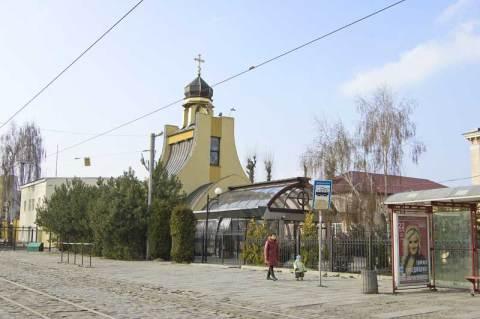 Церква Св. Георгія у Львові