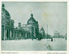 Головний львівський залізничний вокзал, зима 1914-1915 років, фотоальбом