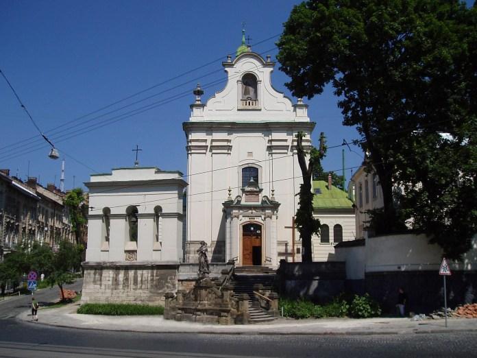 Костел святого Антонія у Львові