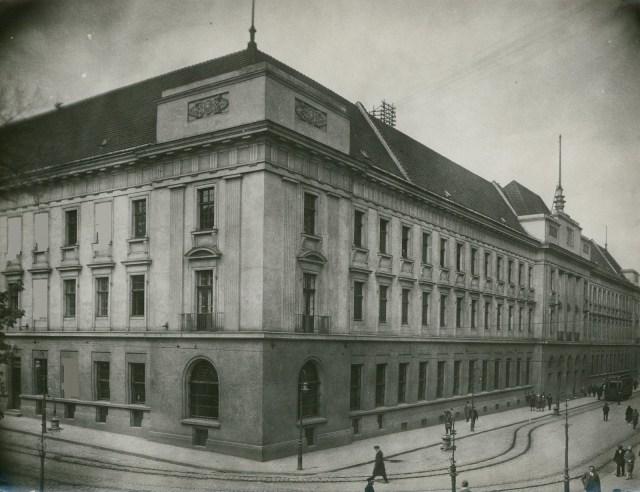 Головна пошта , Львів, 1925 рік
