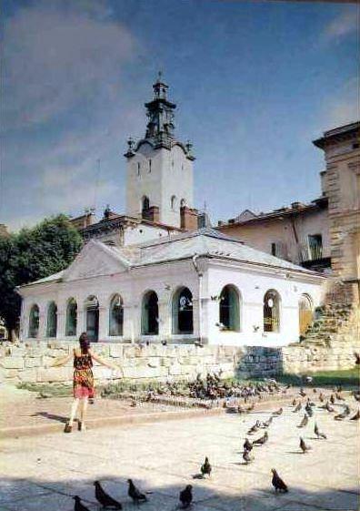 Львів, приміщення колишньої  гауптвахти
