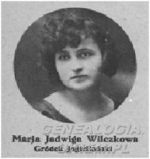 Wilczkowa_Marja_Jadwiga