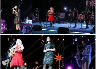 Перший сольний концерт Брії Блессінг «Радій, Земле!» зібрав повний аншлаг!