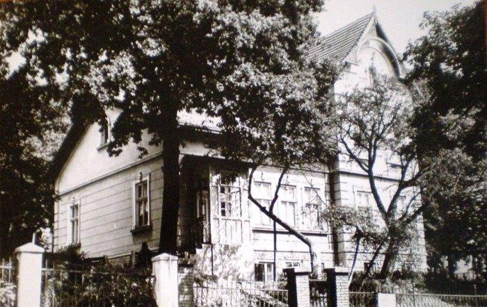 Музей Івана Франка у Львові, фото 70-ті роки XX століття