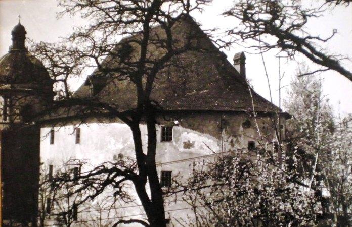 Порохова Вежа у Львові, фото 70-ті роки XX століття