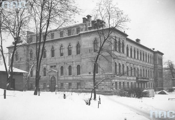 Хімічний факультет, 1920-1939
