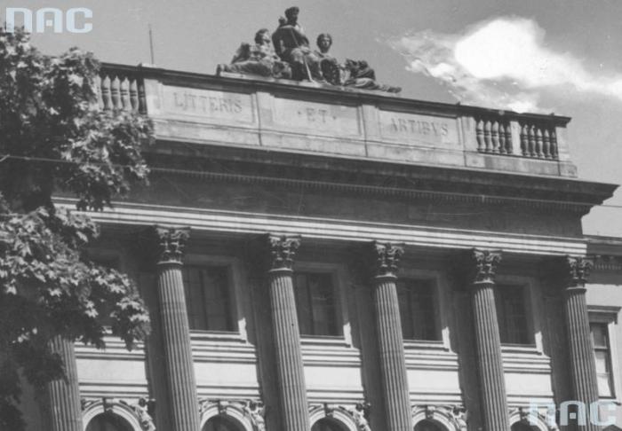 Головний корпус, 1939
