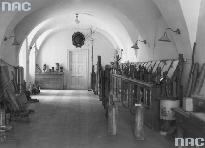 Рільничо-лісовий факультет. Колекції Олександра Козиковського, 1920-1939