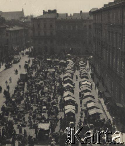 1931-1935. Ринок