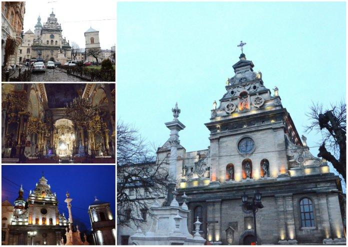 Храм Святого Андрія (Костел і монастир бернардинів)