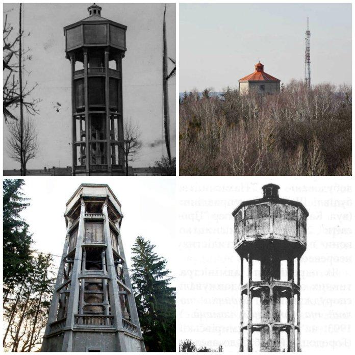 Водонапірна вежа на Кульпаркові