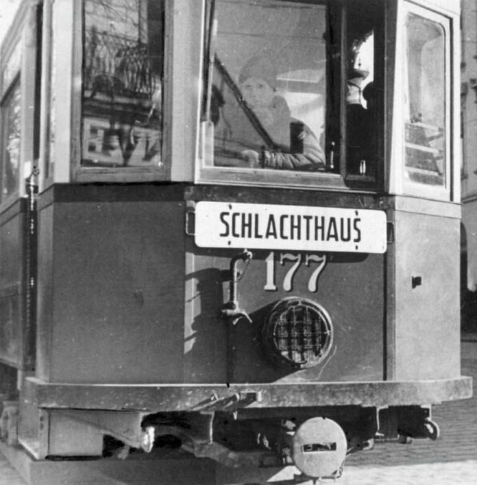 Львівський трамвай періоду 1941 - 1944 рр.