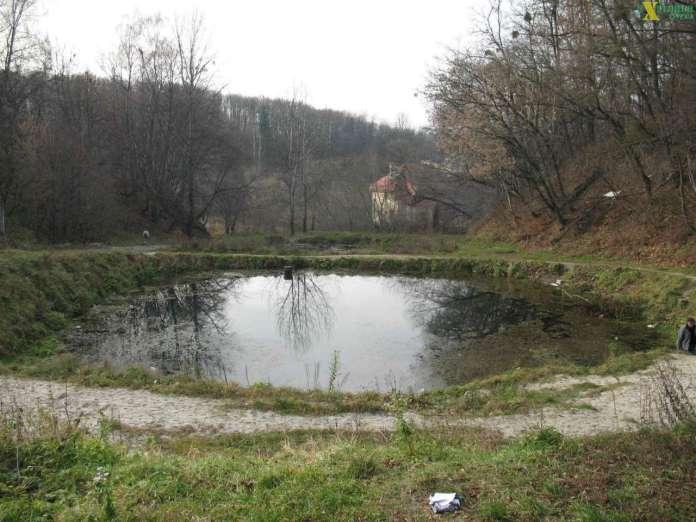 Ставки колишньої купальні, фото наших днів
