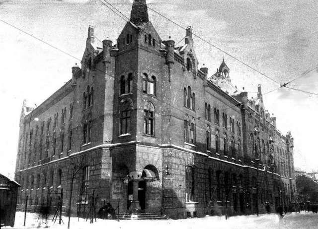 Будівля Католицького дому, фото до 1914 року