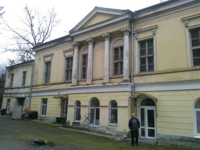 Ампірний палацик Владислава Єльського, фото 2014 року