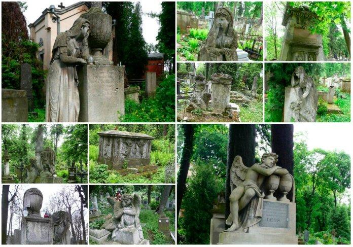 Антон Шімзер на цвинтарях Львова