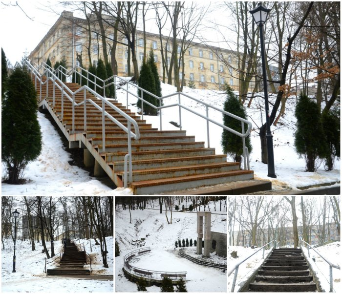Студентський парк