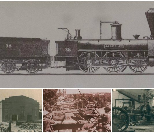 Львівські майстерні для ремонту паротягів і пасажирських вагонів - історія триває