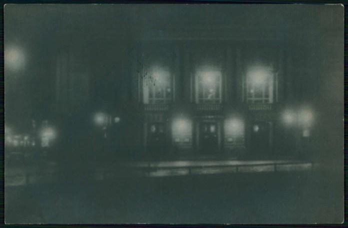 Львівській оперний театр, 1930 - ті рр. Фот. М. Мюнц