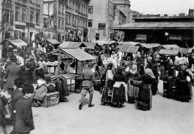 """""""Кракідали"""" у роки I Світової війни, фото 1914 - 1916 рр."""