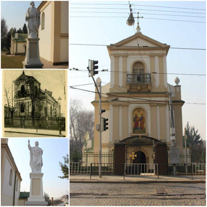 Церква Петра і Павла на Личакові - перлина в духовному вінці українського Львова