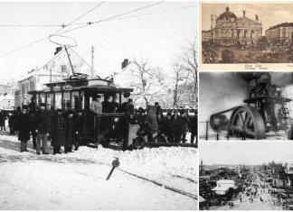 Як львівський трамвай електрифікував місто