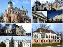 Історичні палаци у Львові. Вісімка особливих