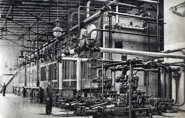 Електростанція на Персенківці, котельня