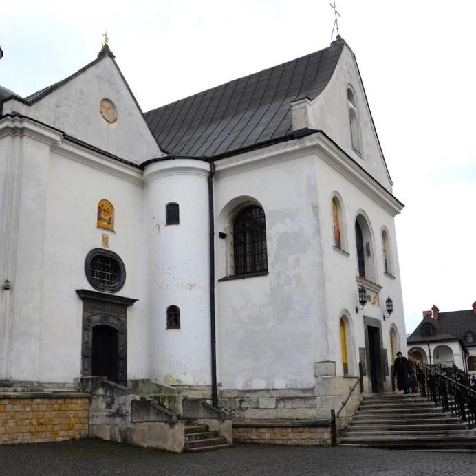Василіанський монастир святого ОнуфріяВасиліанський монастир святого Онуфрія