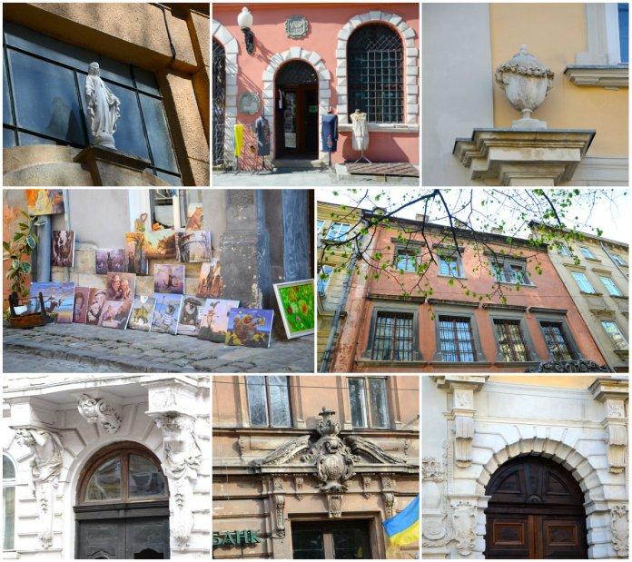 Парадний вхід, або 7 особливих львівських брам