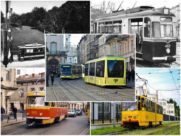 Історія Львівського трамваю