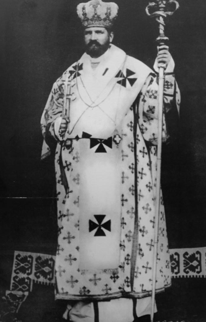 Митрополит Андрей Шептицький.