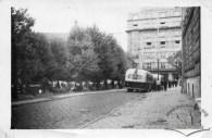 Кінцеві зупинки тролейбусів №5 та №6, фото, 1961-1964 роки.