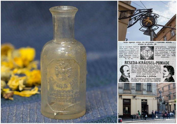 Аптека «Під Золотим левом» - одна з найстаріших у Львові