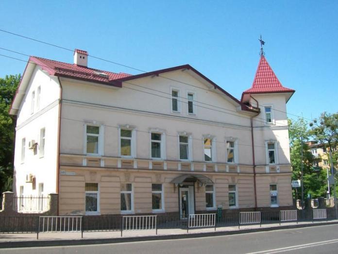 Колишній будинок Терлецьких на вул.Сахарова. Фото: Ігор Чорновол