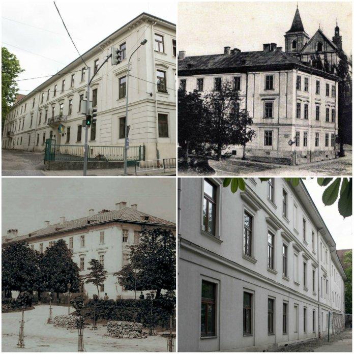 Німецька гімназія на Підвальній, або одна з найстаріших шкільних будівель в нашій країні