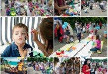 Дитяче свято казок відбулося в Парку культури