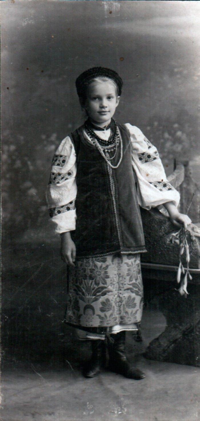 Катерина Грушевська. Львів 1910 рік