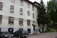 Вулиця Супінського, 17 (тепер вул.Коцюбинського 21),будівля Академічного Дому, де до 1912 р. була й управа НТШ