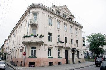 Вулиця Пекарська, 17 де проживала Марія Вояковська до одруження з Михайлом Грушевським