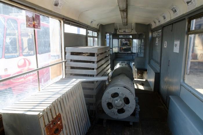 "У салоні ""Gotha T59E"" №002."