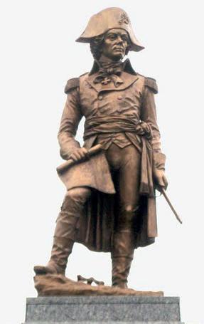 Пам'ятник Тадеушеві Костюшку у Вашингтоні