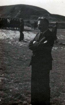 Амвросій Березовський на засланні на поселенні Каргасок Томської області.