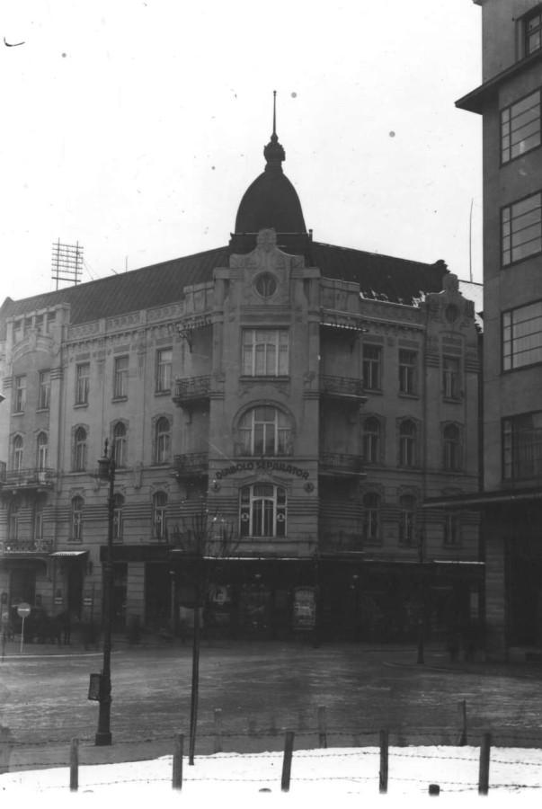 Дім адвоката Сегаля у міжвоєнний період