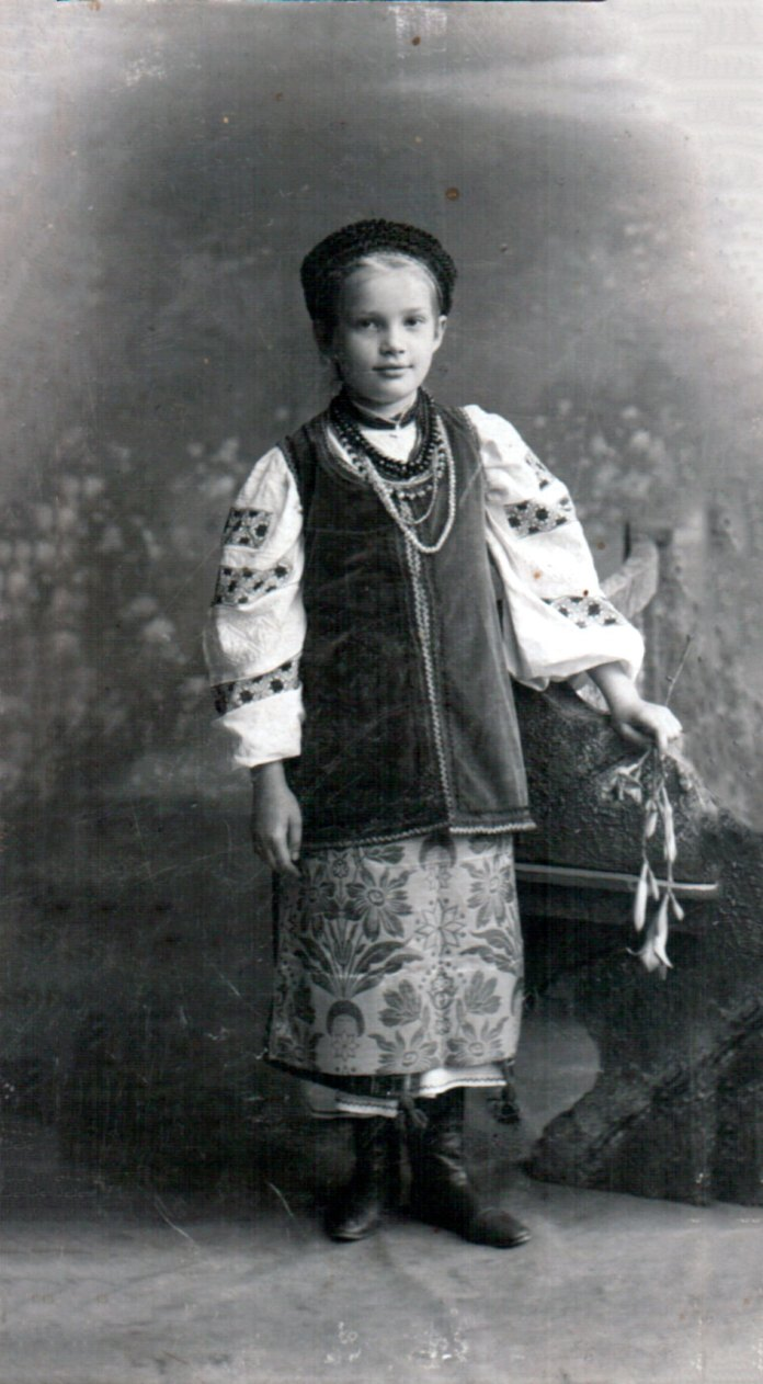 Катерина Грушевська. Львів, [1910-1911] р.