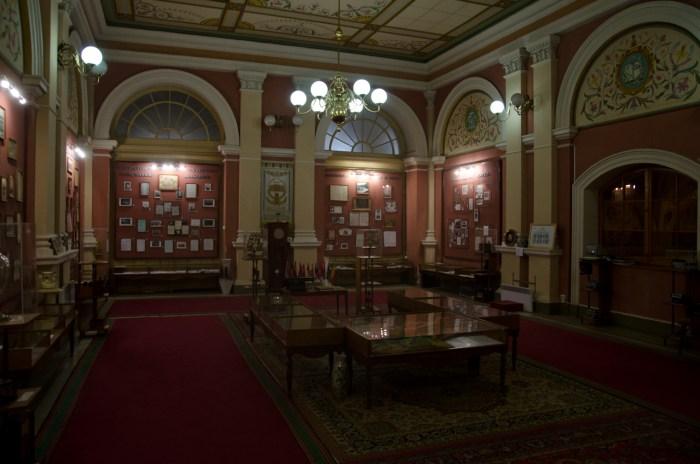 Загальний вигляд Музею історії Львівської політехніки.