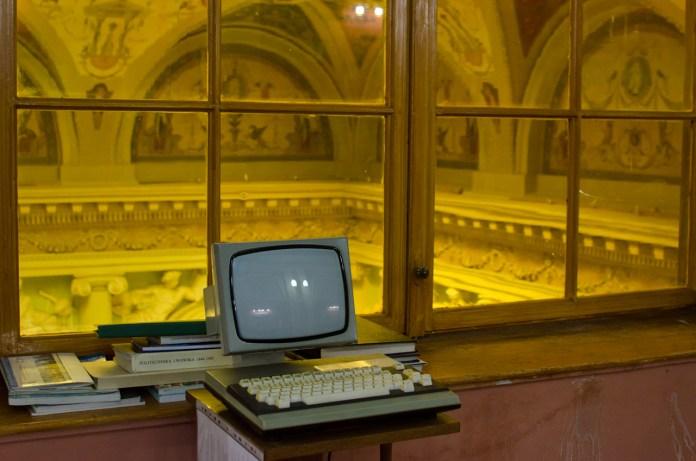 Експонат Музею історії Львівської політехніки.